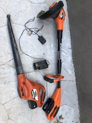 Leaf blower and weed wacker for Sale in Los Angeles, CA