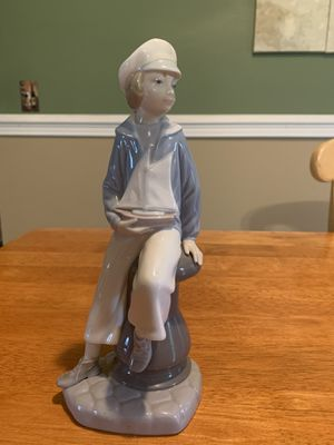 Lladro Sailor Boy for Sale in Canton, OH