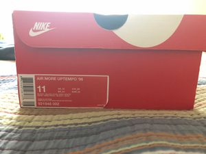 Nike Uptempo for Sale in Baltimore, MD