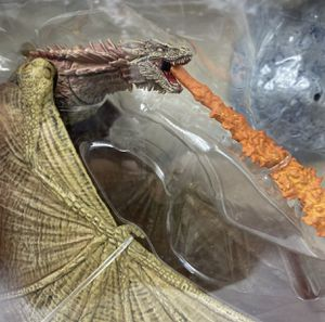 Game Of Thrones HBO Viserion Dragon Deluxe Action Figure Mcfarlane Toys New for Sale in Chula Vista, CA