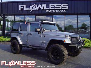 2015 Jeep Wrangler for Sale in Woodbridge, NJ