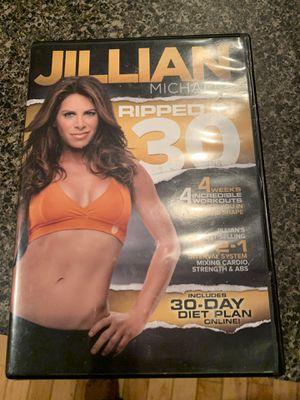 Jillian Michaels Ripped in 30 for Sale in Braselton, GA