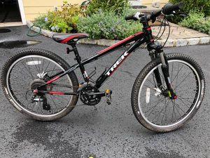 Trek Superfly 24D Mountain Bike, Shocks & Disc Brakes for Sale in Denver, CO
