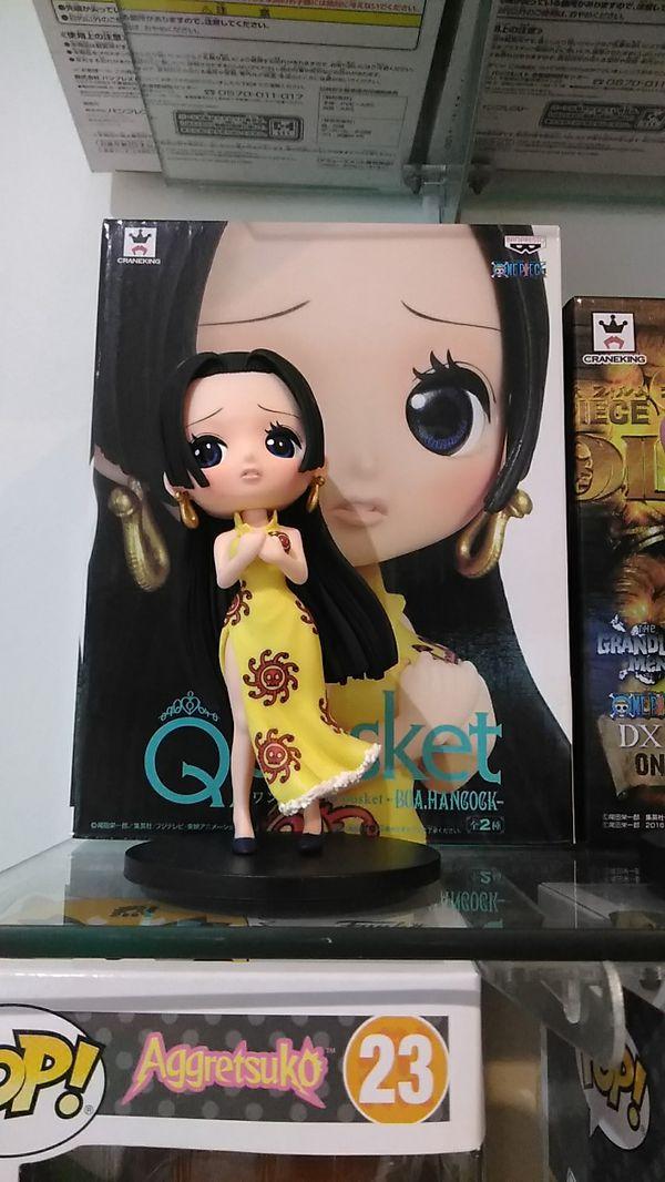 One Piece - Boa Hancock - Anime Figure QPosket