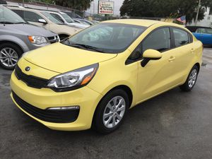 2016 KIA RIO FOR ONLY $500 DOWNPAYMENT for Sale in Winter Haven, FL