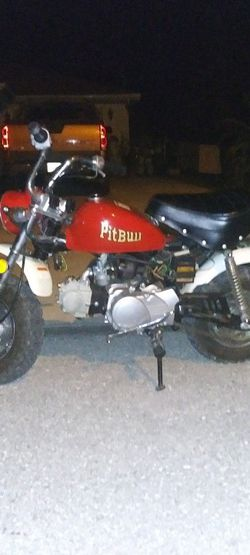 1985 MK Pitbull Mini Motorcycle for Sale in Lehigh Acres,  FL