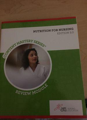 ATI nursing nutrition for Sale in Palm Bay, FL