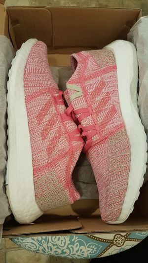 New Adidas PureBOOST GO J (Size 5Y or 6.5 Women's) for Sale in Vancouver, WA