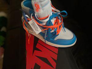 Off white Jordan 1s for Sale in Washington, DC