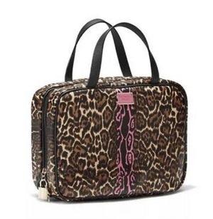Victoria's Secret Leopard Jetsetter Cosmetic/Makeup Beauty for Sale in Coronado, CA