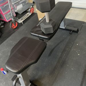 Cap Fully Adjustable Fitness Bench for Sale in Fresno, CA