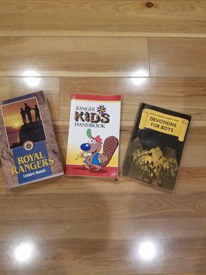 Royal Rangers Book Lot for Sale in Santa Fe Springs, CA