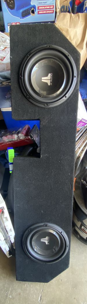 JL Audio 10 inch subs for Sale in Orange, CA