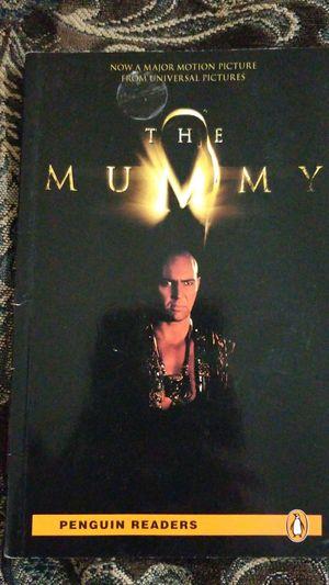 The Mummy book for Sale in El Cajon, CA