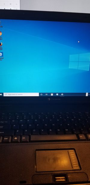 Gateway laptop Windows 10 for Sale in Greensboro, NC