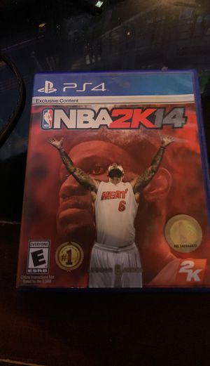 NBA2k20 for Sale in San Diego, CA
