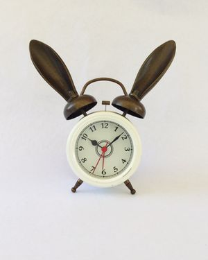 Rabbit Alarm Clock for Sale in Riverside, CA