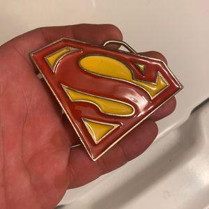 Superman Belt Buckle for Sale in Meriden, CT