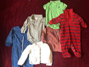 Ralph Lauren Polo, Zara kids clothes 3-6 mo for Sale in Chicago, IL