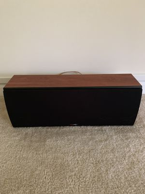Polk Audio CS2 ll Monitor TSI Cherry center channel speaker for Sale in Clarksburg, MD