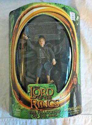Lord of The Rings (fellowship) Samwise Gamgee BRAND NEW for Sale in Kent, WA