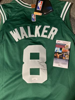 Kemba walker signed jersey for Sale in Dallas, TX