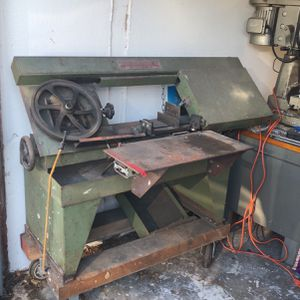 Horizontal Industrial Band Saw Hd10 Carolina Took And Equipment for Sale in Whittier, CA