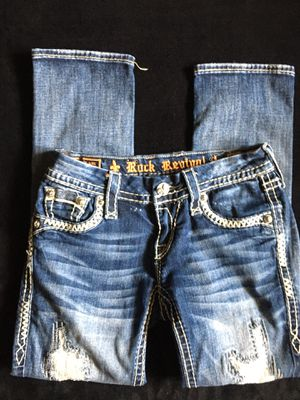Lots and lots of womens Buckle clothing . Affliction , Miss me , rock revival for Sale in Marion, OH