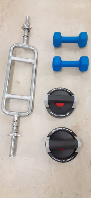 EXERCISE ACCESSORIES EQUIPMENTS for Sale in Houston, TX