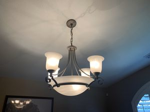 $20 for both Chandeliers for Sale in Kingsburg, CA