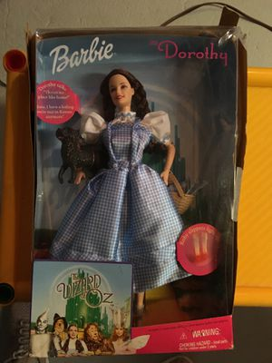Barbie as Dorothy in Wizard of Oz for Sale in Columbus, OH