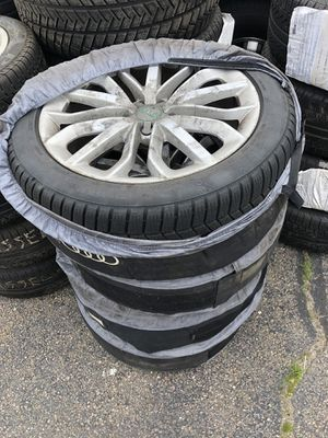 Audi s6 wheels and tires for Sale in Boston, MA