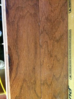"3/8x3"" Oak Gunstock 300 sqft for Sale in Rockville, MD"