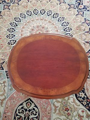 Vintage Mahogany End Side Table for Sale in Clovis, CA