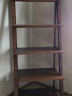 Wood Ladder Shelf for Sale in University Place,  WA