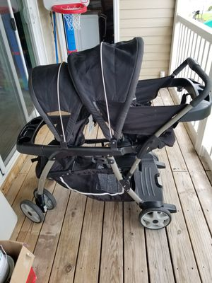 Graco Ready2gro Double Stroller for Sale in Virginia Beach, VA