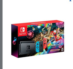 Nintendo Switch Mario kart 8 deluxe for Sale in Miami, FL