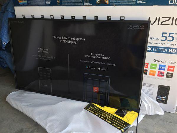 """Vizio SmartCast 4k hdr tv 55"""" model m55-e0 for Sale in Kissimmee, FL -  OfferUp"""