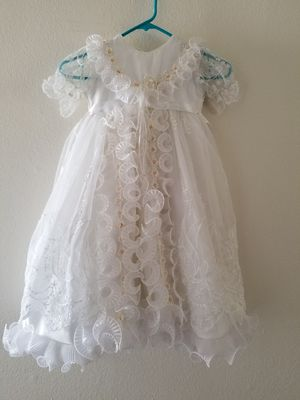 Baptism Dress ( vestido para bautizo) for Sale in Lakeside, CA