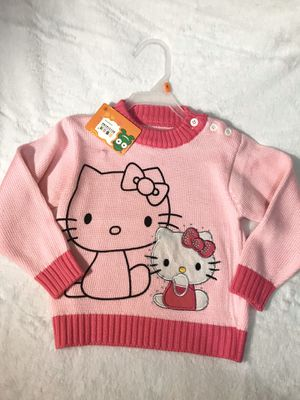 2t pink hello kitty sweater for Sale in Chula Vista, CA