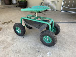 Garden cart for $30 no less for Sale in Fresno, CA