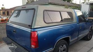 Innovation brand camper shell for shortbed truck for Sale in San Bernardino, CA