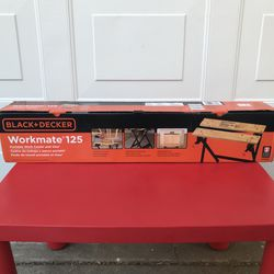 Black + Decker Workmate Workbench for Sale in Glendale,  CA