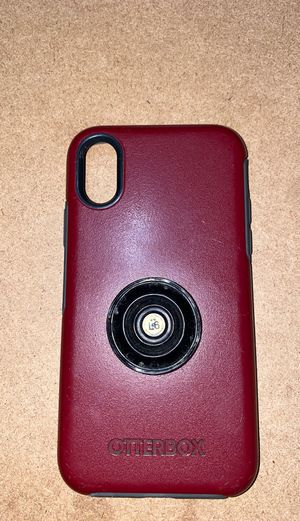iPhone X Otterbox Case for Sale in Kennewick, WA