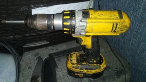Dewalt xrp 3 speed drill and circular saw.2 batteries and charger for Sale in Prairieville, LA