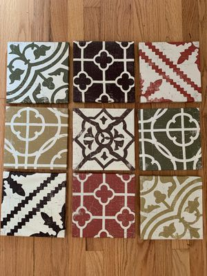 Home decor tiles from Cost Plus for Sale in Denver, CO