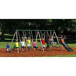 Play 2 swing set for Sale in Ocoee, FL