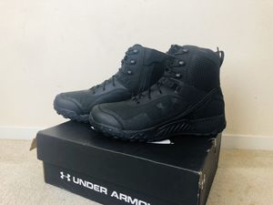 Under Armour Work Boots size 11 for Sale in Fresno, CA