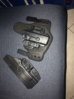 Concealed express kydex/ aliengear shapshift 4.0 Glock 19 for Sale in Hialeah, FL