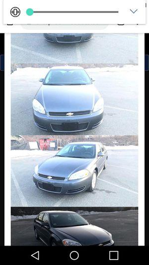 2010 Chevy Impala for Sale in Malden, MA